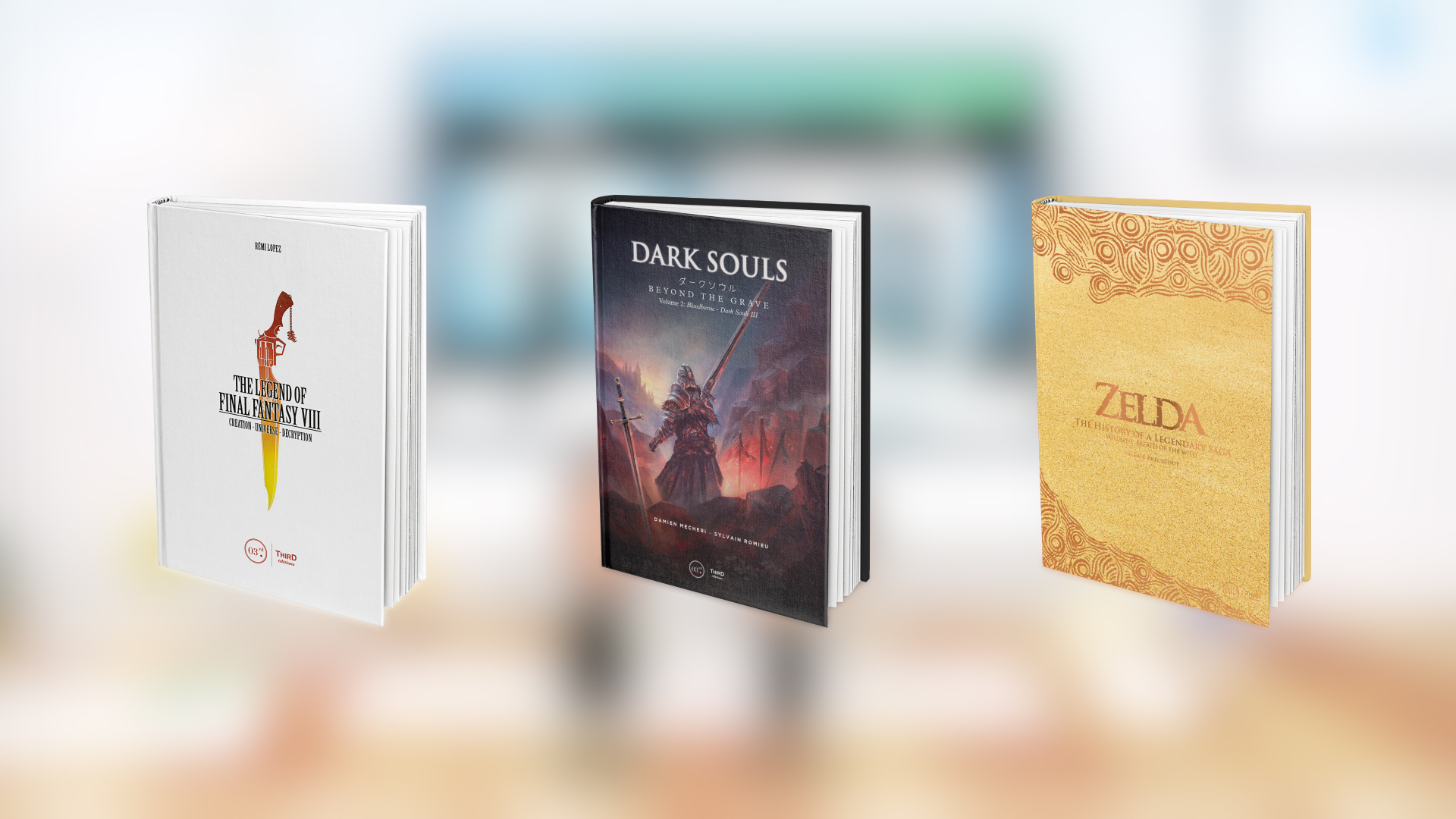 Third editions Kickstarter