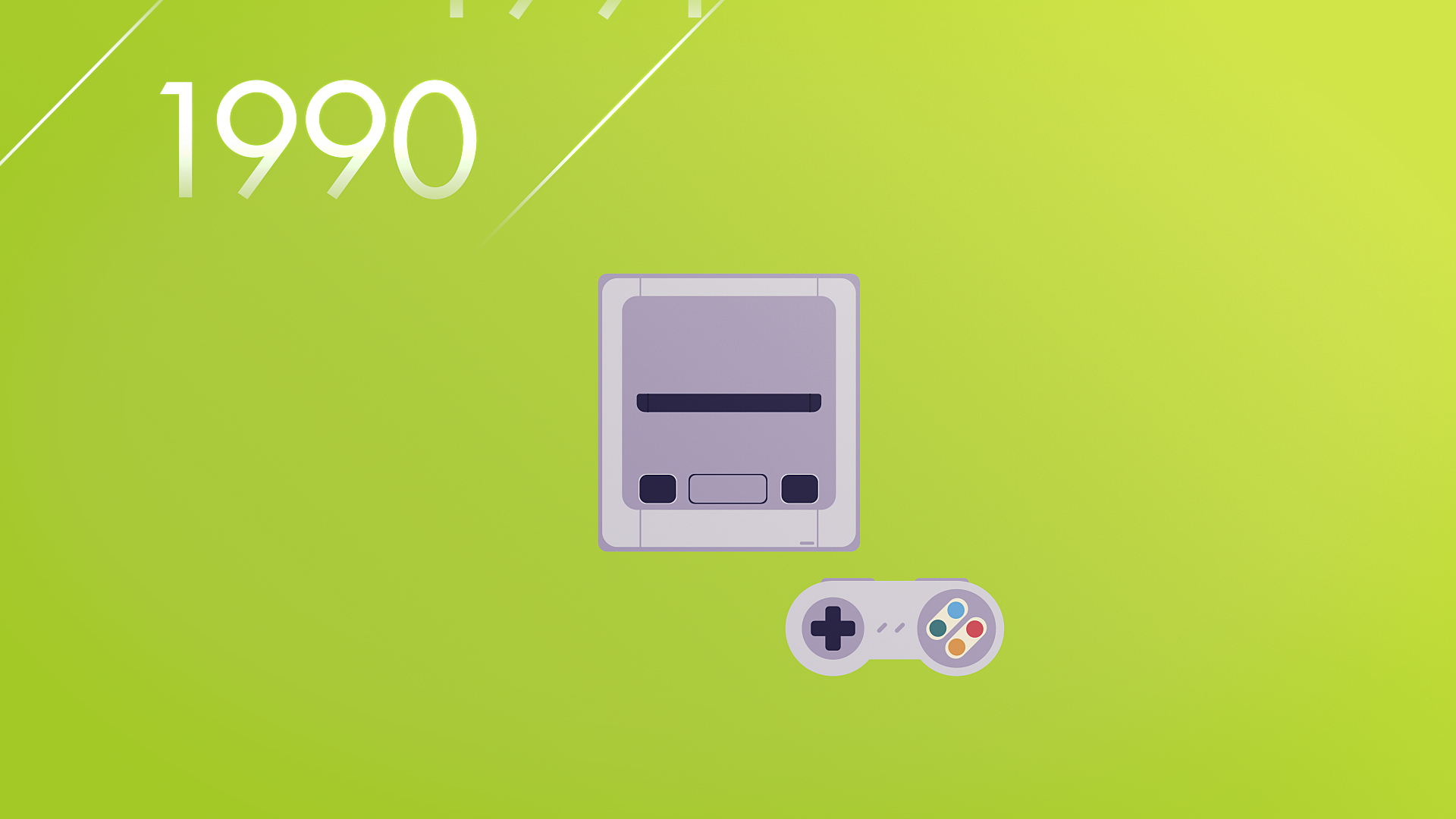 Nintendo video game console tribute